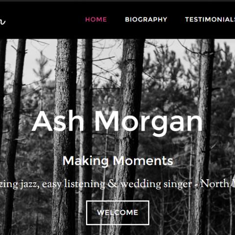 Ash Morgan