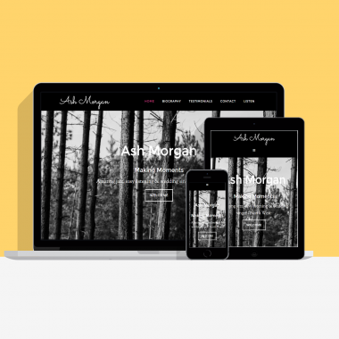 Responsive Websites for all Screens