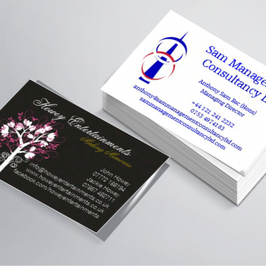 Graphic Design, Logo's and Business Cards